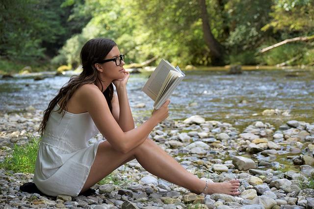 žena a četba