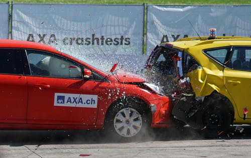 autonehoda úraz