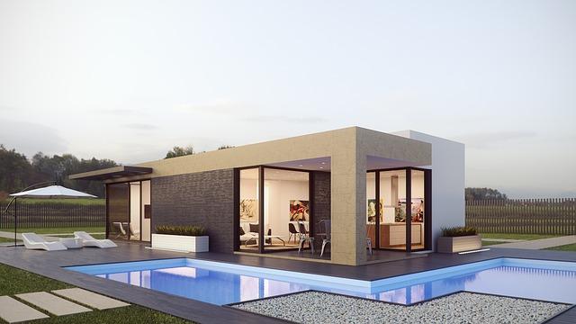 externí architektura