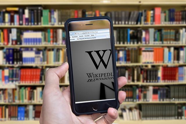 Wikipedia v mobilu